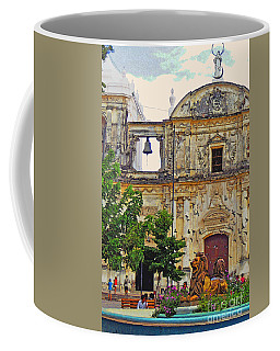 The Cathedral Of Leon Coffee Mug