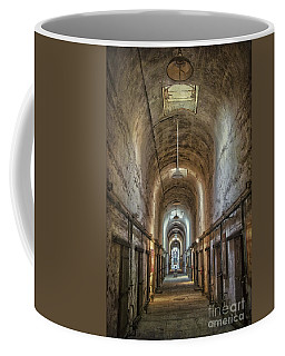 The Cell Block Coffee Mug