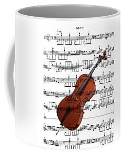 The Cello Coffee Mug