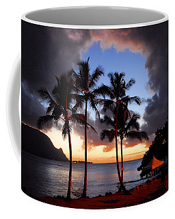 The Center Of The Storm Coffee Mug by Lynn Bauer