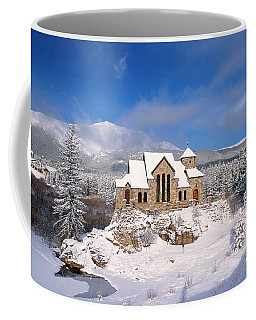 The Chapel On The Rock 3 Coffee Mug by Eric Glaser
