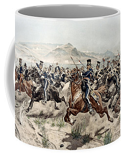 The Charge Of The Light Brigade, 1895 Coffee Mug