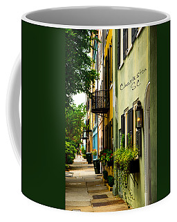 The Charm Of Charleston Coffee Mug