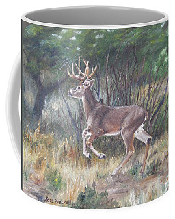 The Chase Is On Coffee Mug