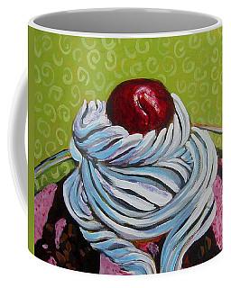 The Cherry On Top Coffee Mug