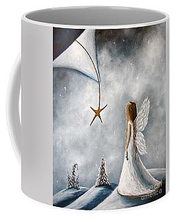 The Christmas Star Original Artwork Coffee Mug