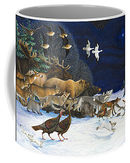 The Christmas Star Coffee Mug