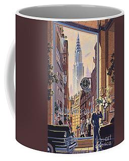 The Chrysler Coffee Mug