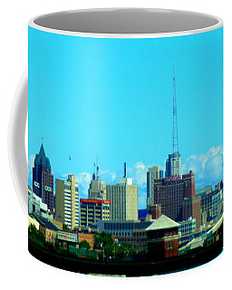 The City Of Festivals Coffee Mug