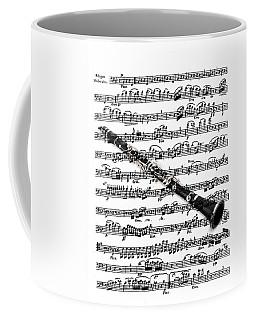 The Clarinet Coffee Mug
