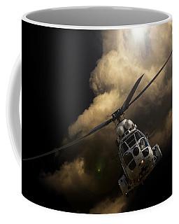 The Cloud Coffee Mug by Paul Job