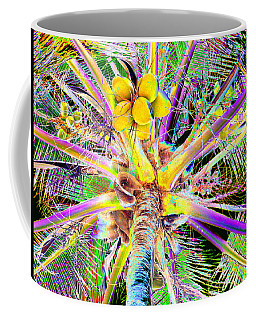 The Coconut Tree Coffee Mug