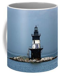 The Coffee Pot Lighthouse Coffee Mug