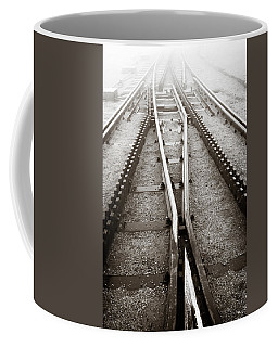 The Cog Railway Coffee Mug