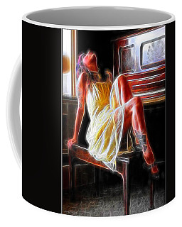 The Color Of Music Coffee Mug