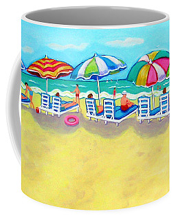 The Color Of Summer  Coffee Mug