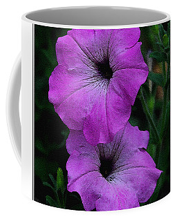 The Color Purple   Coffee Mug by James C Thomas