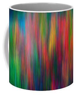 The Colors Of Autumn Impressionistic Coffee Mug