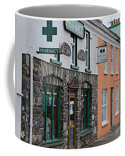 The Colors Of Sneem Coffee Mug