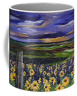 The Colors Of The Plateau Coffee Mug