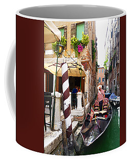 The Colors Of Venice Coffee Mug