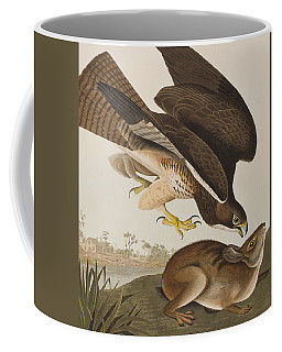 The Common Buzzard Coffee Mug