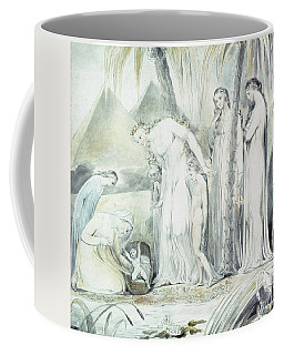 The Compassion Of Pharaohs Daughter Or The Finding Of Moses Coffee Mug