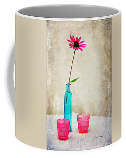 The Coneflower Coffee Mug