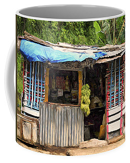 The Corner Market Coffee Mug