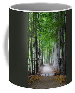 The Corridor Coffee Mug by Eduard Moldoveanu