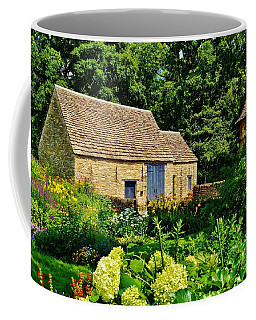 The Cotswald Barn And Dovecove Coffee Mug