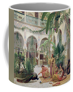 The Court Of The Harem Coffee Mug