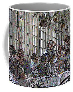 The Court Of Two Sisters Coffee Mug