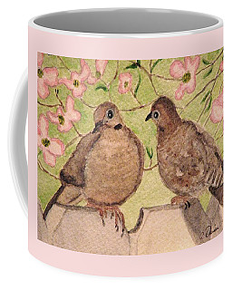 The Courtship Coffee Mug
