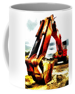 The Crab Claw Coffee Mug