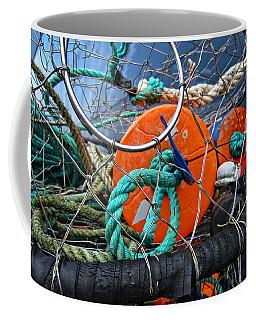 Crab Ring Coffee Mug