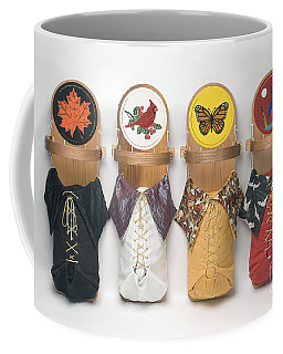Four Seasons Cradleboards Coffee Mug