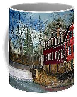 The Cranford Mill Coffee Mug