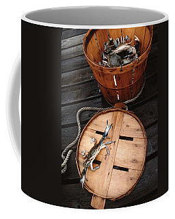 The Cranky Crab Coffee Mug