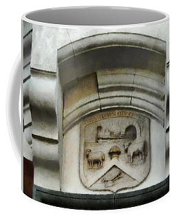 The Crest Of The Christchurch City Council Coffee Mug
