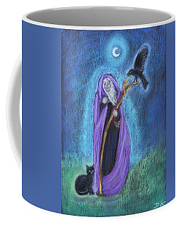 The Crone Coffee Mug