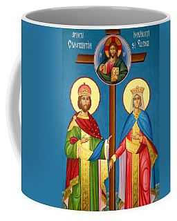 The Cross Icon Coffee Mug