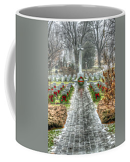 The Cross Of Sacrifice Coffee Mug