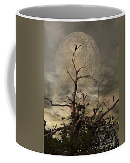 The Crow Tree Coffee Mug