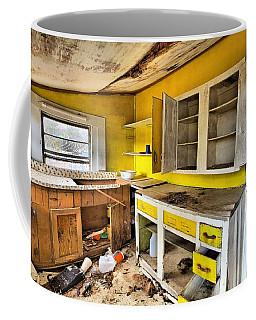 The Cupboard Is Bare Coffee Mug