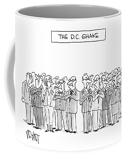 The D. C. Shake Coffee Mug