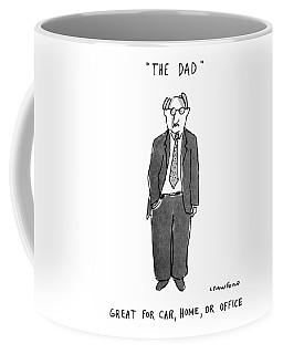 The Dad Great For Car Coffee Mug