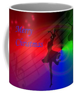 The Dance - Merry Christmas Coffee Mug