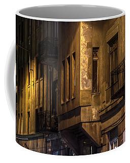The Dark Side Coffee Mug by Nathan Wright