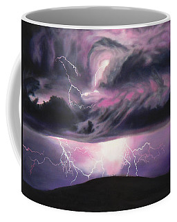 The Darkest Day Coffee Mug by Anastasia Savage Ealy